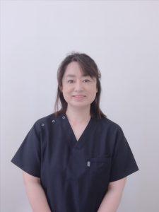 いしくろ歯科医院 院長石黒姿子先生